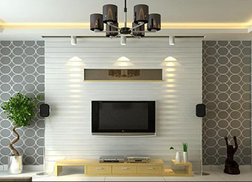 Rokoko Modern Interior Design Ideas