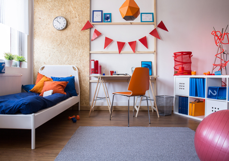 Lest's Start with Kids Bedroom Design