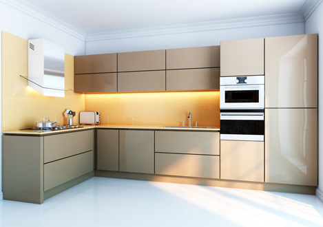 Lest's Start with Kitchen Design