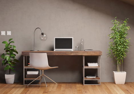 Lest's Start with Home office Design